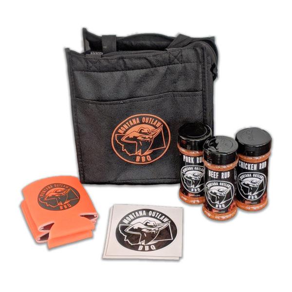 BBQ Bag Gift Set