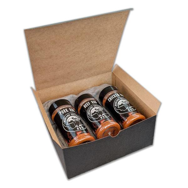 BBQ Box Gift Set