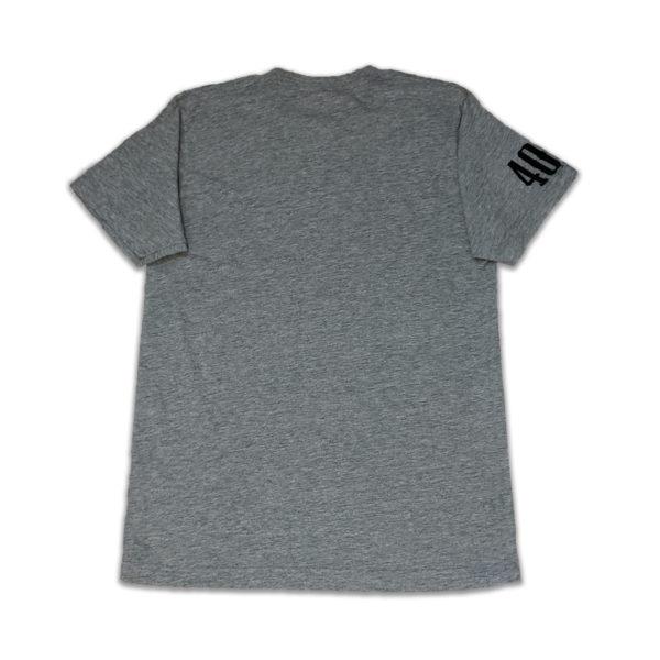 Grey T-Shirt Back